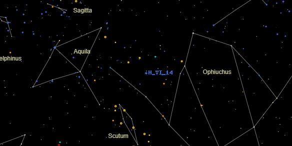H VI 14 在天空地圖上