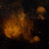 IC2944 lam Cen Nebula