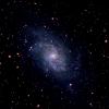 M33 / NGC598 Triangulum Pinwheel